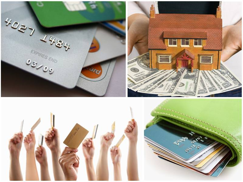 Кредитная карта на дом