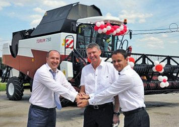«Сбербанк Лизинг» поддержит сельхозпроизводителей