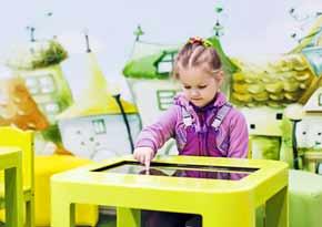В Санкт-Петербурге открыт второй офис Сбербанка для детей