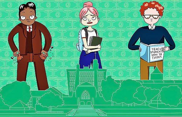 Студенты могут получить кредит на образование в Сбербанке